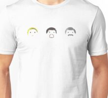 The Uncharted Gang (Normal version) Unisex T-Shirt