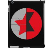 James/Natasha symbol iPad Case/Skin