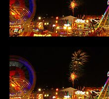 the EKKA ... by Helen Corr