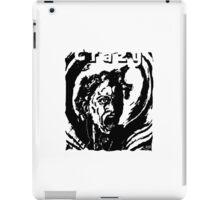 Crazy Michelangelo iPad Case/Skin