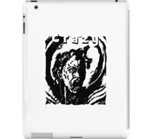Crazy Michelangelo iPad Case/Skin