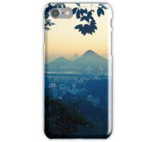 Rio sunrise iPhone Case/Skin