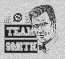 TEAM SMITH Baby Tee