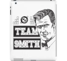 TEAM SMITH iPad Case/Skin