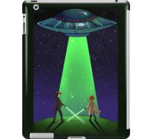 The X-Files / UFO iPad Case/Skin