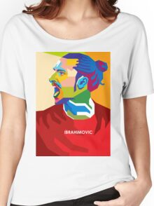 WPAP - Ibrahimovic Women's Relaxed Fit T-Shirt