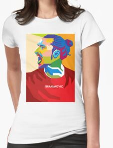 WPAP - Ibrahimovic Womens Fitted T-Shirt