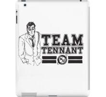 TEAM TENNANT iPad Case/Skin