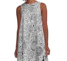 Lucy in the Sky with Diamonds A-Line Dress