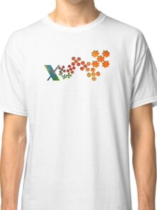 The Name Game - The Letter X Classic T-Shirt