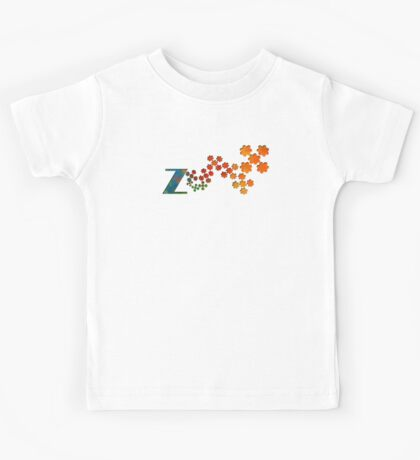 The Name Game - The Letter Z Kids Tee