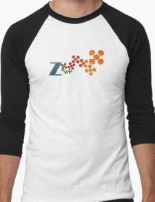 The Name Game - The Letter Z Men's Baseball ¾ T-Shirt