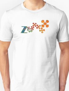 The Name Game - The Letter Z T-Shirt
