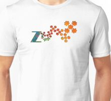 The Name Game - The Letter Z Unisex T-Shirt