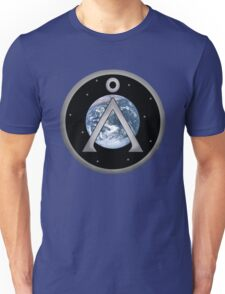 Earth Patch Unisex T-Shirt