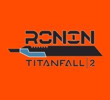 Titanfall 2 - Ronin Kids Tee