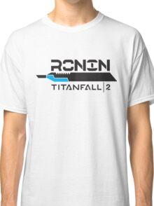 Titanfall 2 - Ronin Classic T-Shirt