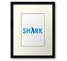 Shark Framed Print