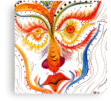 Saturation Canvas Print