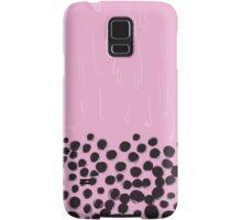 Bubble Tea - Pink Samsung Galaxy Case/Skin