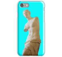 STATUE CASE (PARIS) iPhone Case/Skin