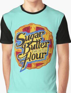 Sugar Butter Flour Graphic T-Shirt