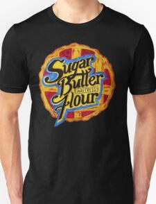 Sugar Butter Flour Unisex T-Shirt