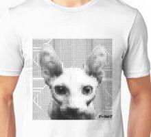 dot sphynx Unisex T-Shirt