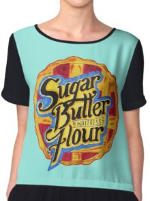 Sugar Butter Flour Chiffon Top