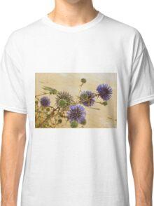 Globe Thistle No.2 Classic T-Shirt