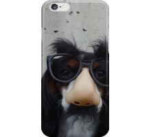 Nosy Dog iPhone Case/Skin