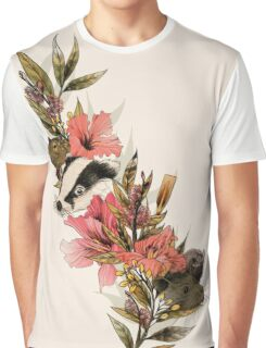 The Wind In The Willows Graphic T-Shirt