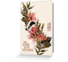 The Wind In The Willows Greeting Card