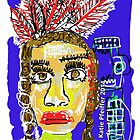 Boho Indian by Kater