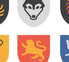 sigils of the seven kingdoms Sticker