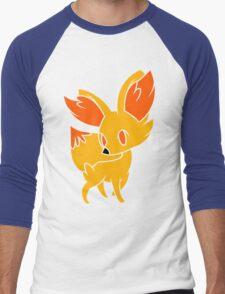 Fennekin 1 Men's Baseball ¾ T-Shirt