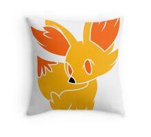 Fennekin 1 Throw Pillow