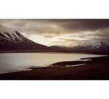 Svalbard Photographic Print