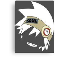 Soul - Soul Eater Canvas Print