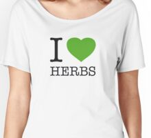 I ♥ HERBS Women's Relaxed Fit T-Shirt