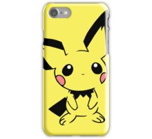 Pichu iPhone Case/Skin