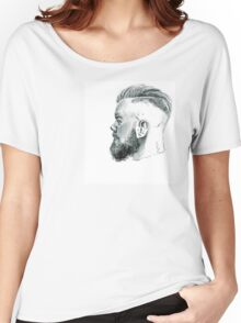 Barber Women's Relaxed Fit T-Shirt
