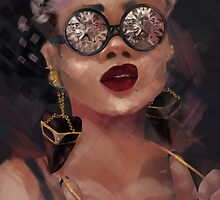 Material Girl by ZenNinja