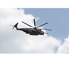Sikorsky CH-43 Sea Stallion Photographic Print