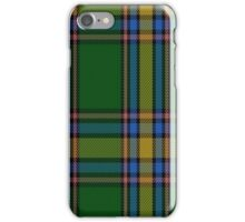 01528 Alberta (Province) District Tartan  iPhone Case/Skin