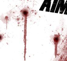 I'm a zombie... Sticker