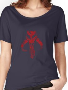 Mandalorians Emblem Women's Relaxed Fit T-Shirt