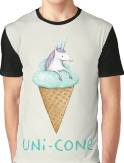 Unicone Graphic T-Shirt