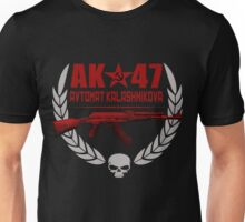 AK47 RUSSIAN ASSAULT RIFLE T-SHIRT Unisex T-Shirt