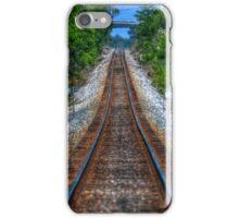 Down Line iPhone Case/Skin